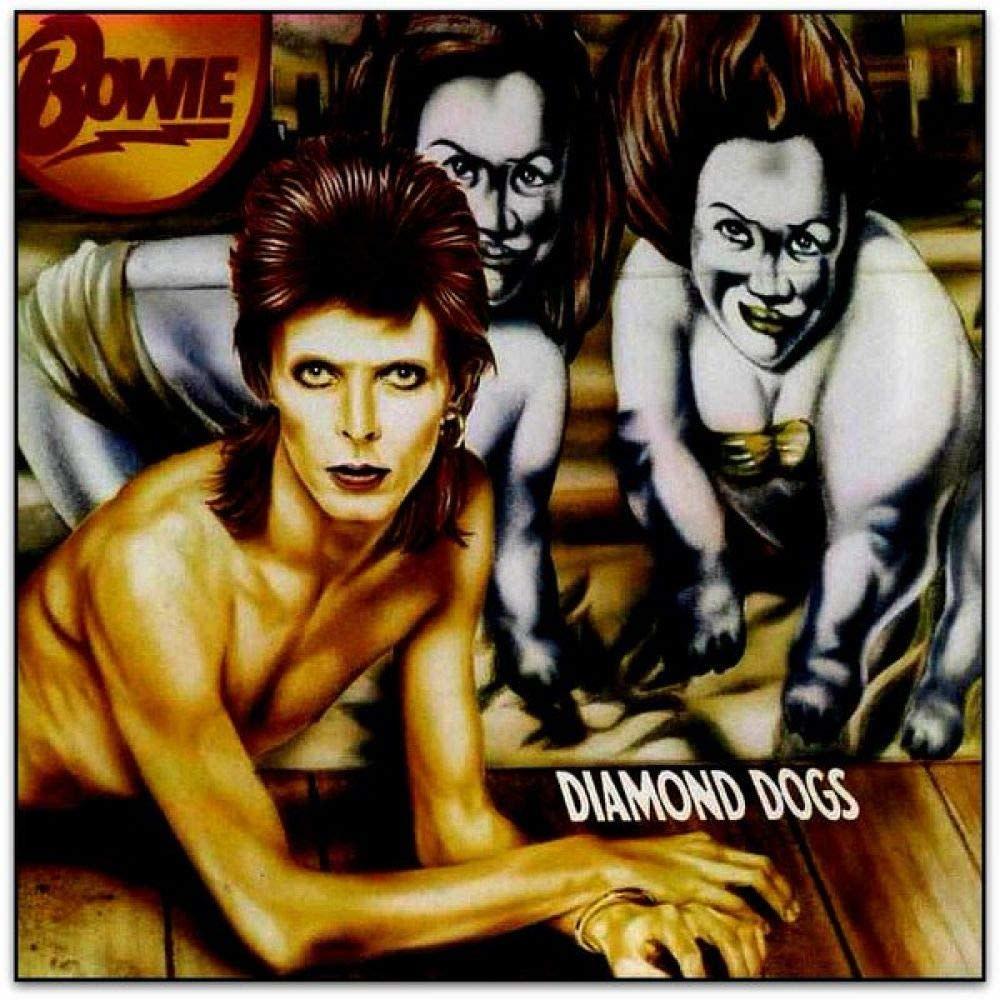 David Bowie - Diamond Dogs (45th Anniversary Edition)