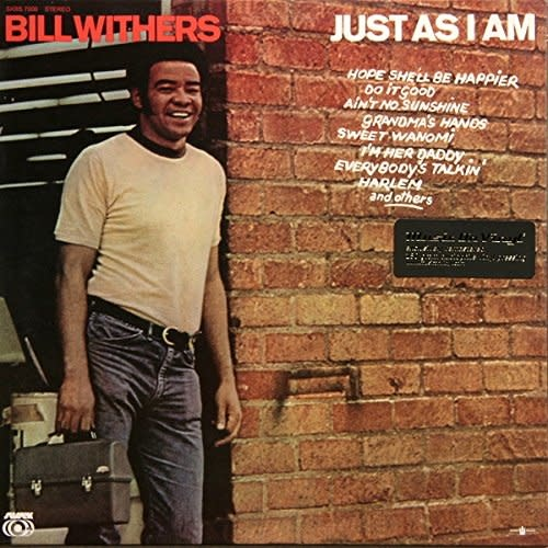 Bill Withers ‎– Just As I Am