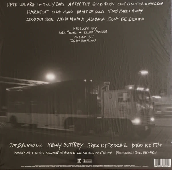 Neil Young & Stray Gators - Tuscaloosa