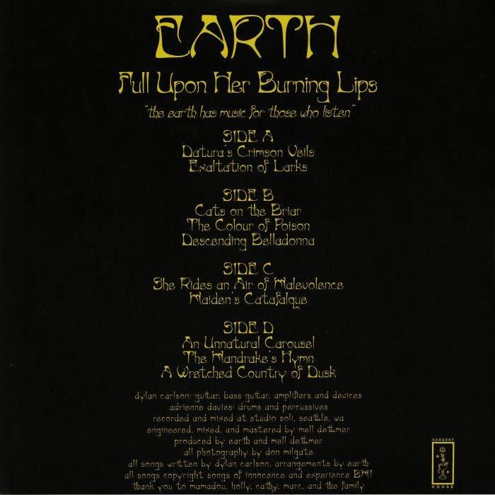 Earth – Full Upon Her Burning Lips