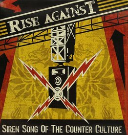 Rise Against – Siren Song Of The Counter Culture