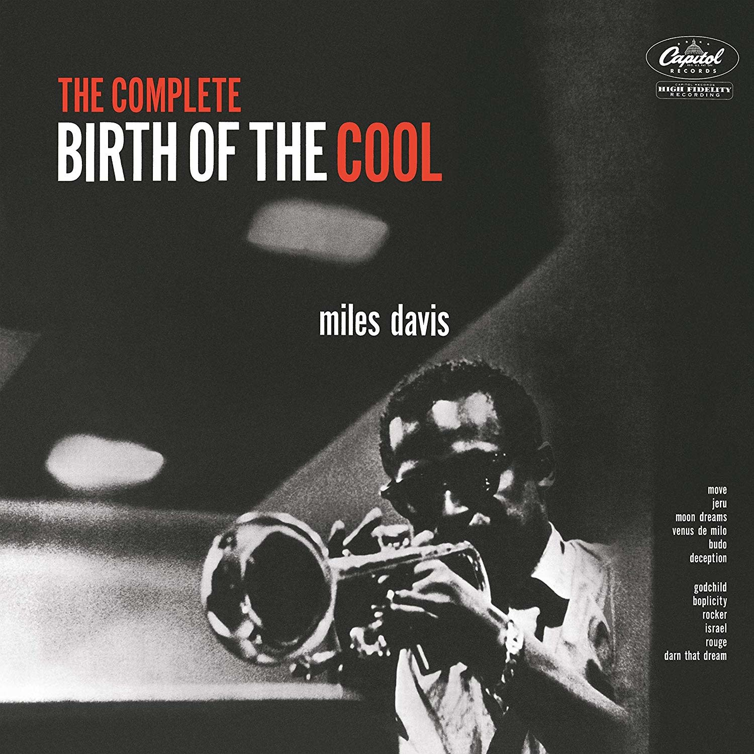 Miles Davis ‎– The Complete Birth Of The Cool