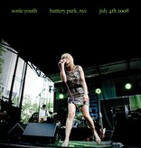 Sonic Youth ‎– Battery Park, NYC July 4th 2008