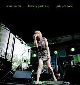 Sonic Youth – Battery Park, NYC July 4th 2008