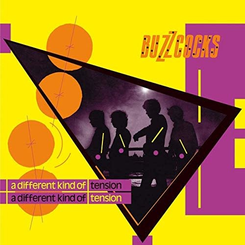 Buzzcocks ‎– A Different Kind Of Tension
