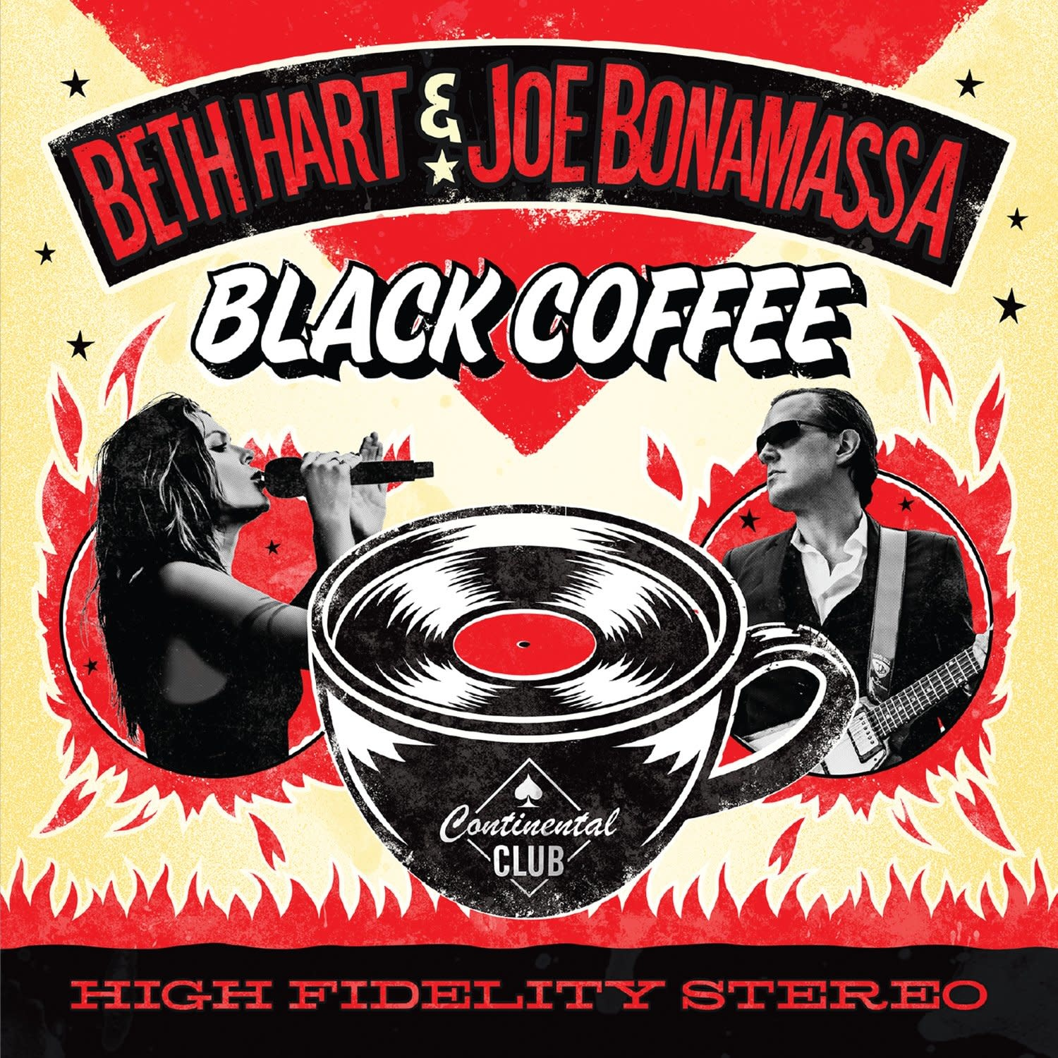 Beth Hart & Joe Bonamassa ‎– Black Coffee