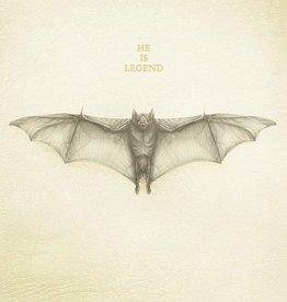 He Is Legend - White Bat