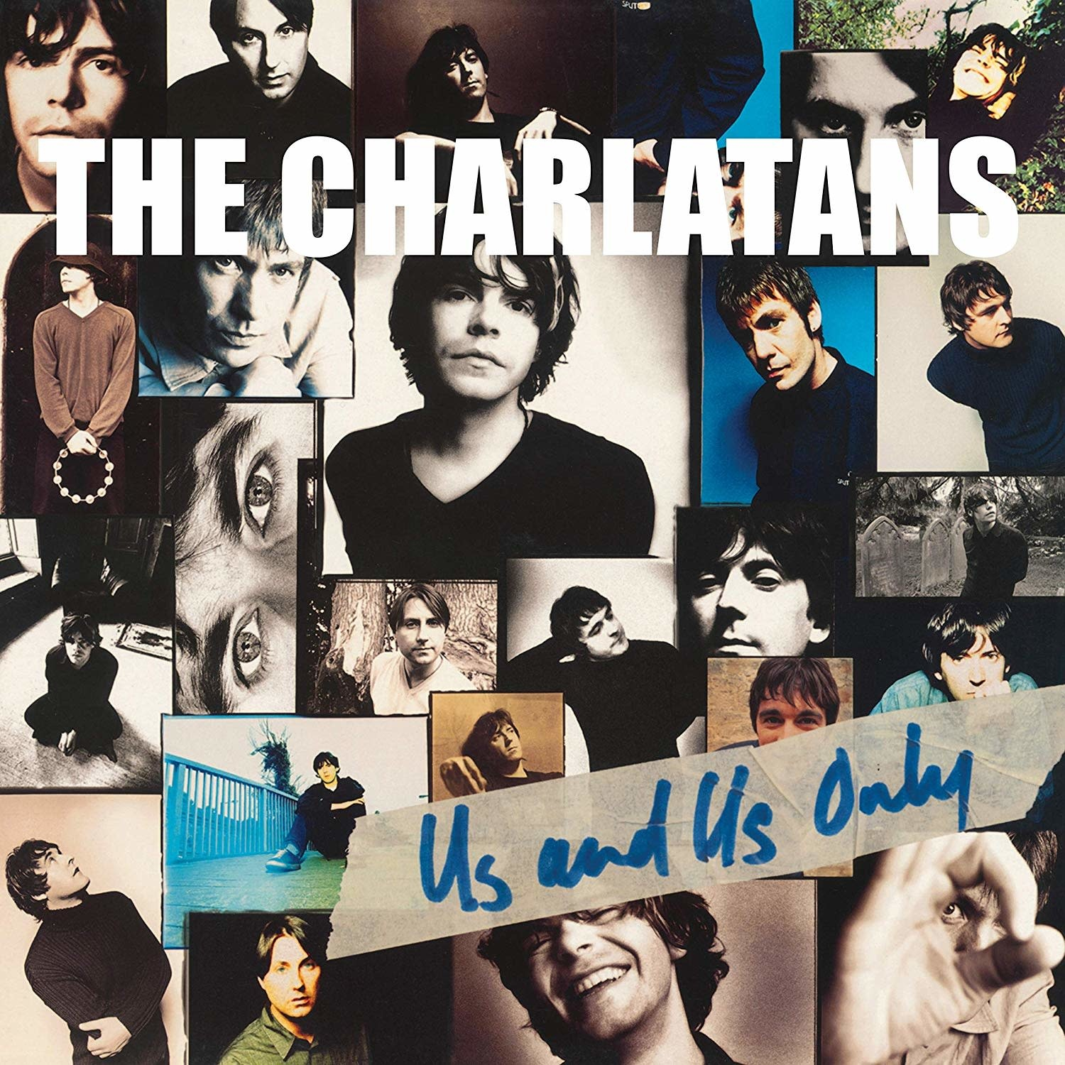 Charlatans ‎– Us And Us Only