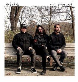 Sebadoh – Act Surprised (White Vinyl)