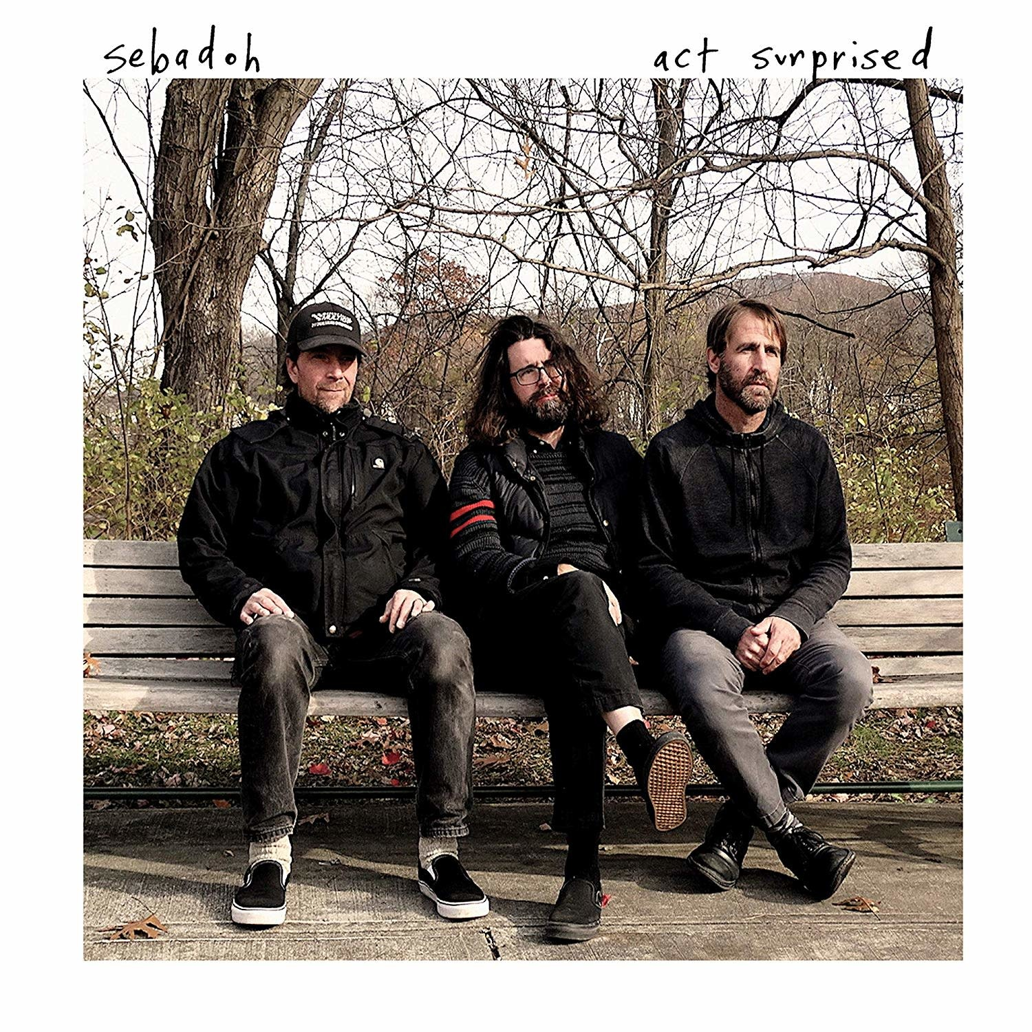 Sebadoh ‎– Act Surprised (White Vinyl)
