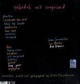 Sebadoh – Act Surprised