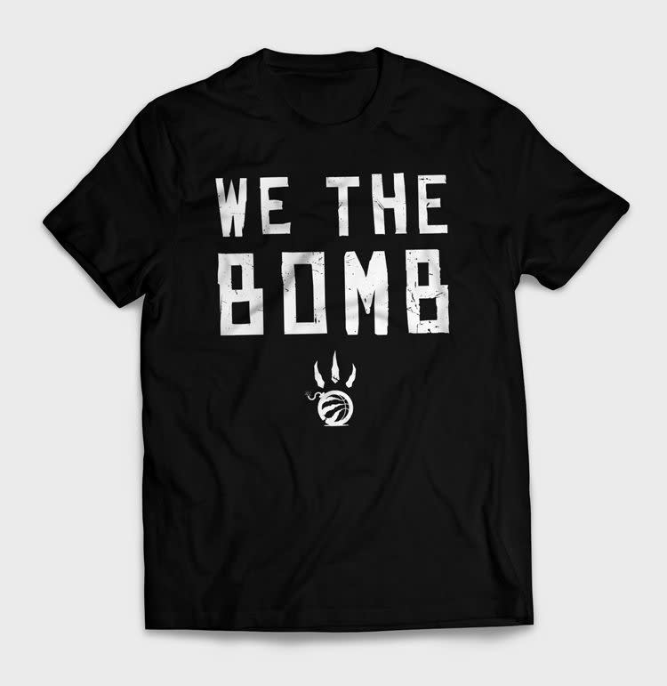 We The Bomb T-Shirt