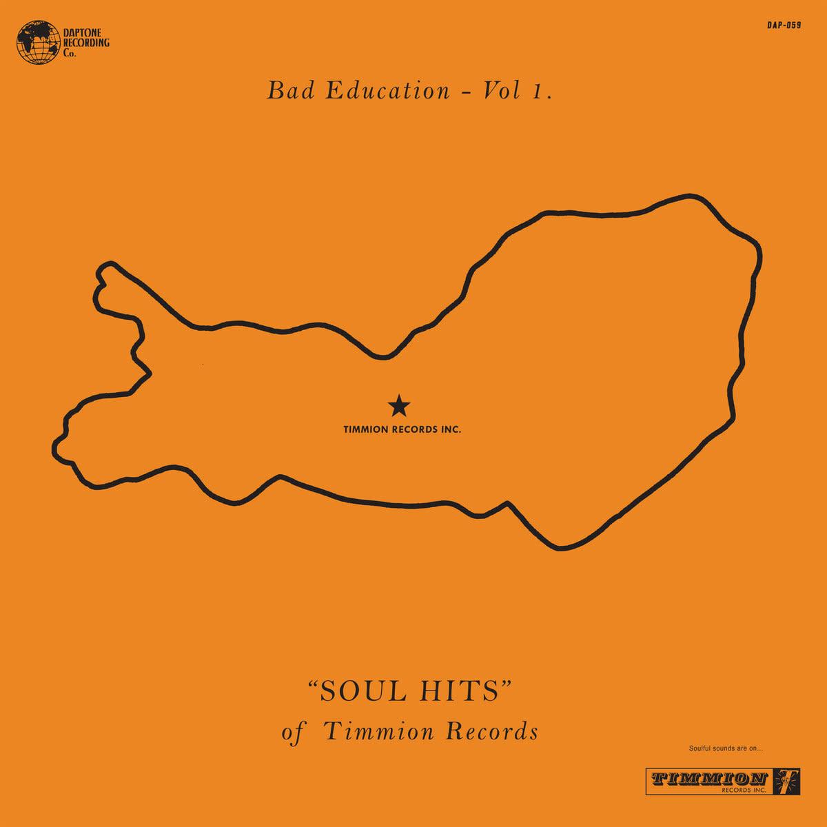 Various – Bad Education Vol. 1