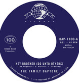 Family Daptone/100 Knights Orchestra ‎– Hey Brother (Do Unto Others) / Soul Fugue