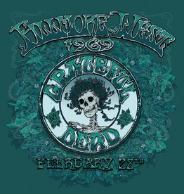 Grateful Dead – Fillmore West 1969 February 28th