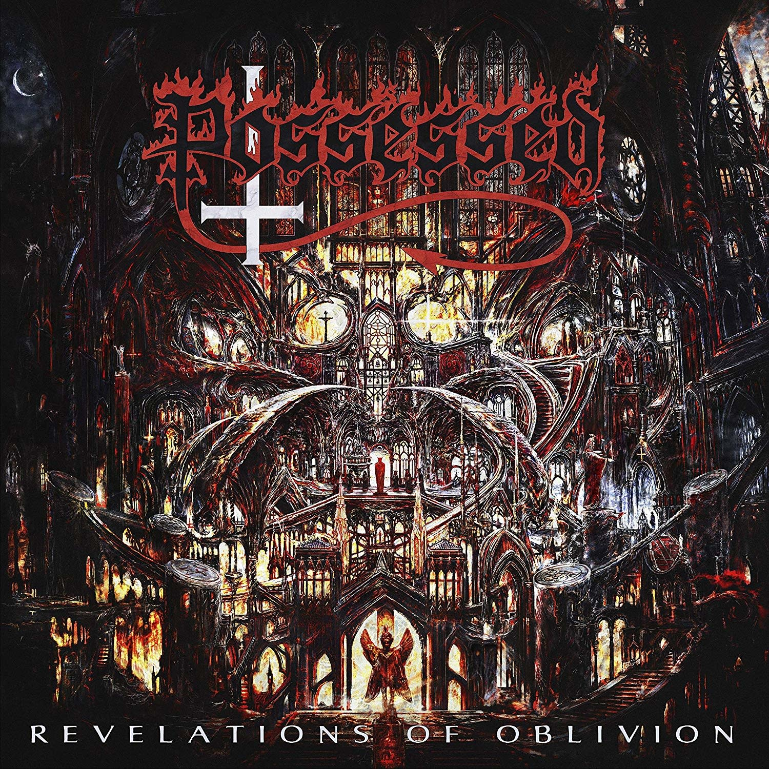 Possessed ‎– Revelations Of Oblivion