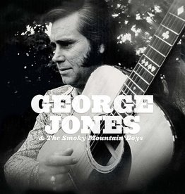 George Jones - George Jones & The Smoky Mountain Boy