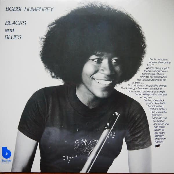 Bobbi Humphrey – Blacks And Blues