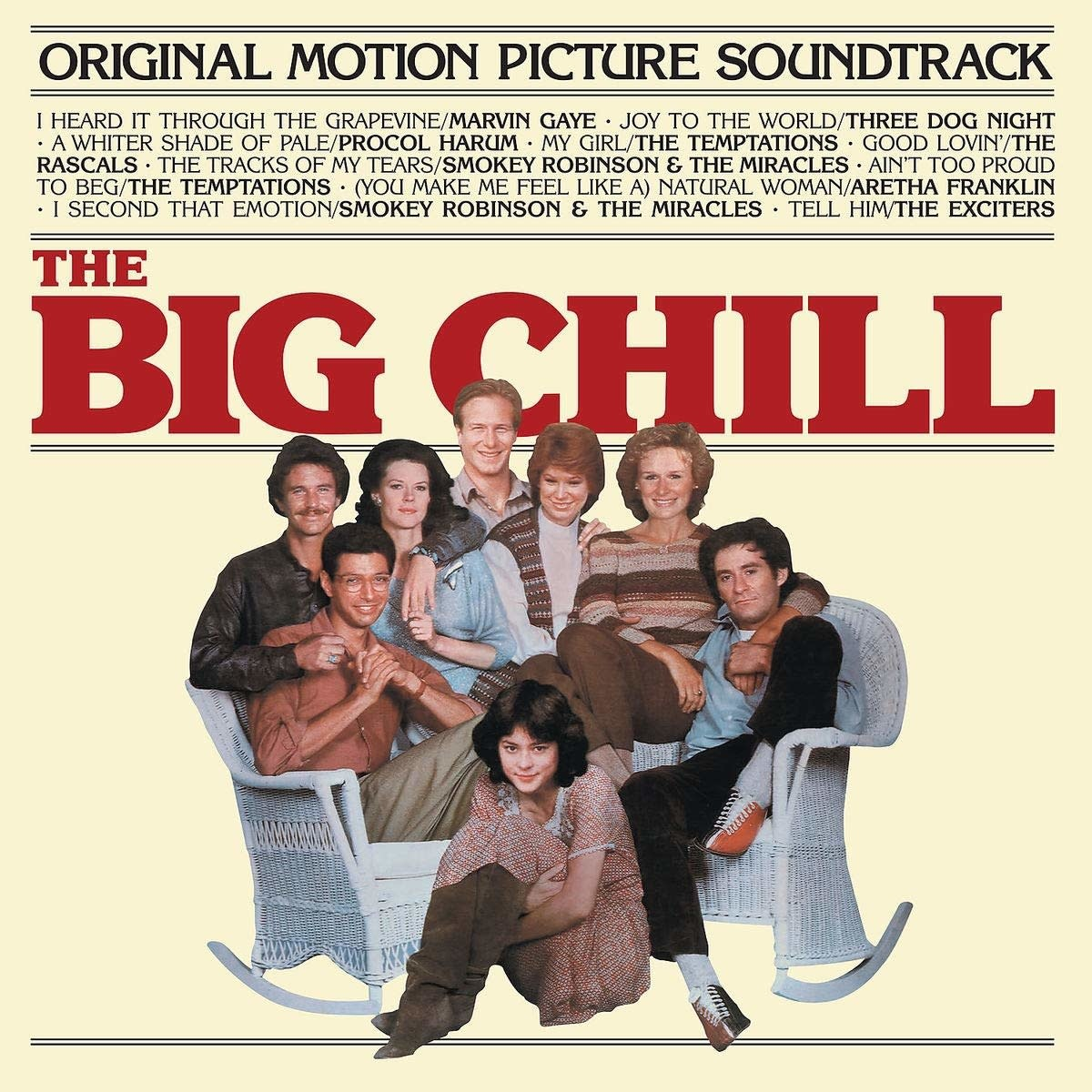 Various – The Big Chill: Music From The Original Motion Picture Soundtrack
