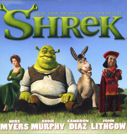 Various ‎– Shrek - Music From The Original Motion Picture