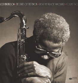 Joe Henderson – The State Of The Tenor - Live At The Village Vanguard - Volume Two