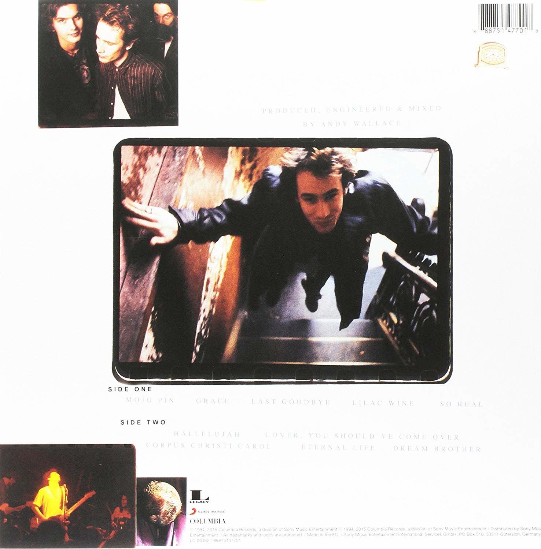 Jeff Buckley - Grace
