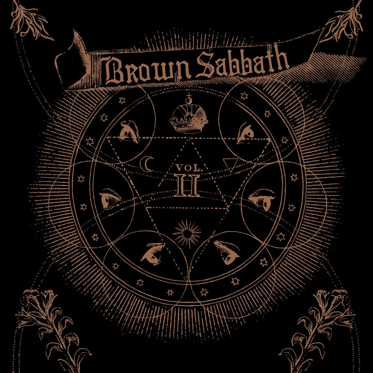 Brownout ‎– Brownout Presents Brown Sabbath - Vol. II