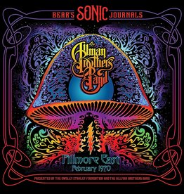 Allman Brothers - Bear's Sonic Journals: Fillmore East, February 1970