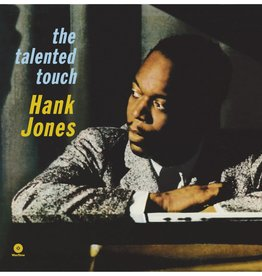 Hank Jones – The Talented Touch
