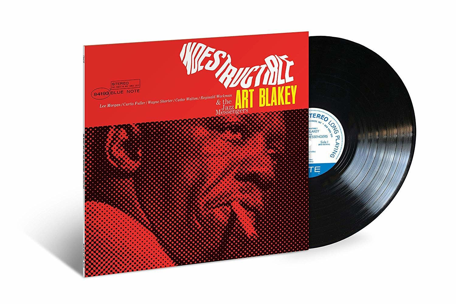 Art Blakey & The Jazz Messengers - Indestructible