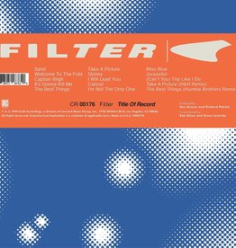 Filter – Title Of Record