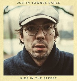 Justin Townes Earle ‎– Kids In The Street