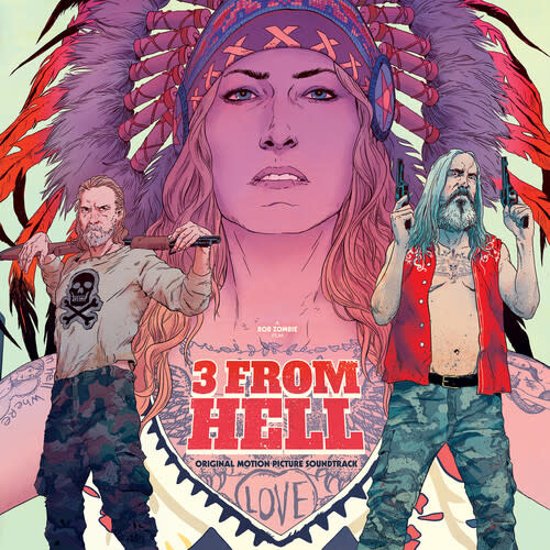 Various – 3 From Hell (Original Motion Picture Score)