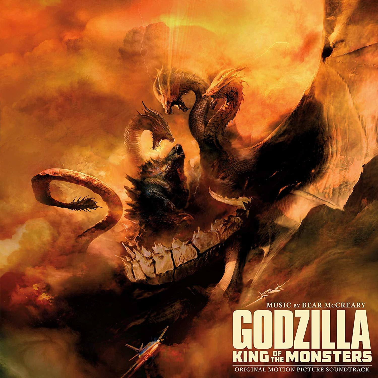 Bear McCreary ‎– Godzilla: King of the Monsters (Original Motion Picture Soundtrack)