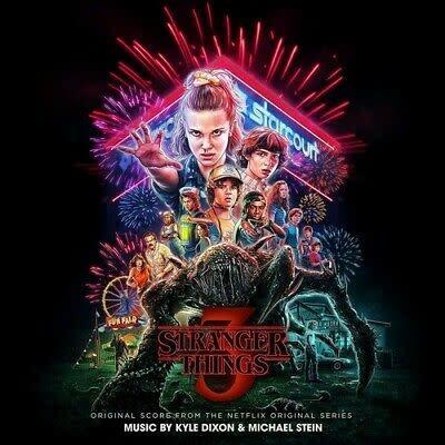 Kyle Dixon & Michael Stein – Stranger Things 3 (Original Score From The Netflix Original Series)