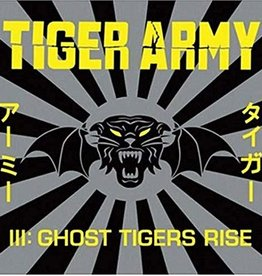 Tiger Army – III: Ghost Tigers Rise