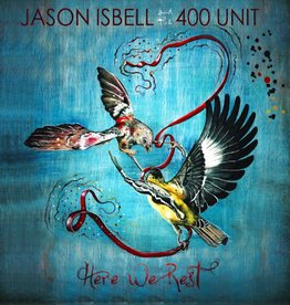 Jason Isbell And The 400 Unit ‎– Here We Rest