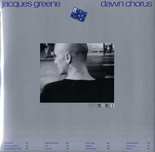 Jacques Greene - Dawn Chorus