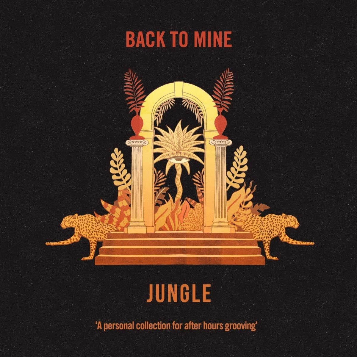 Various - Back To Mine - Jungle