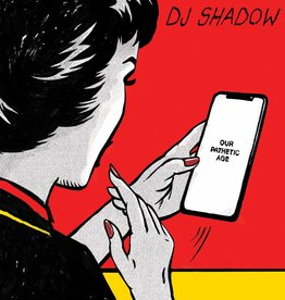DJ Shadow ‎– Our Pathetic Age