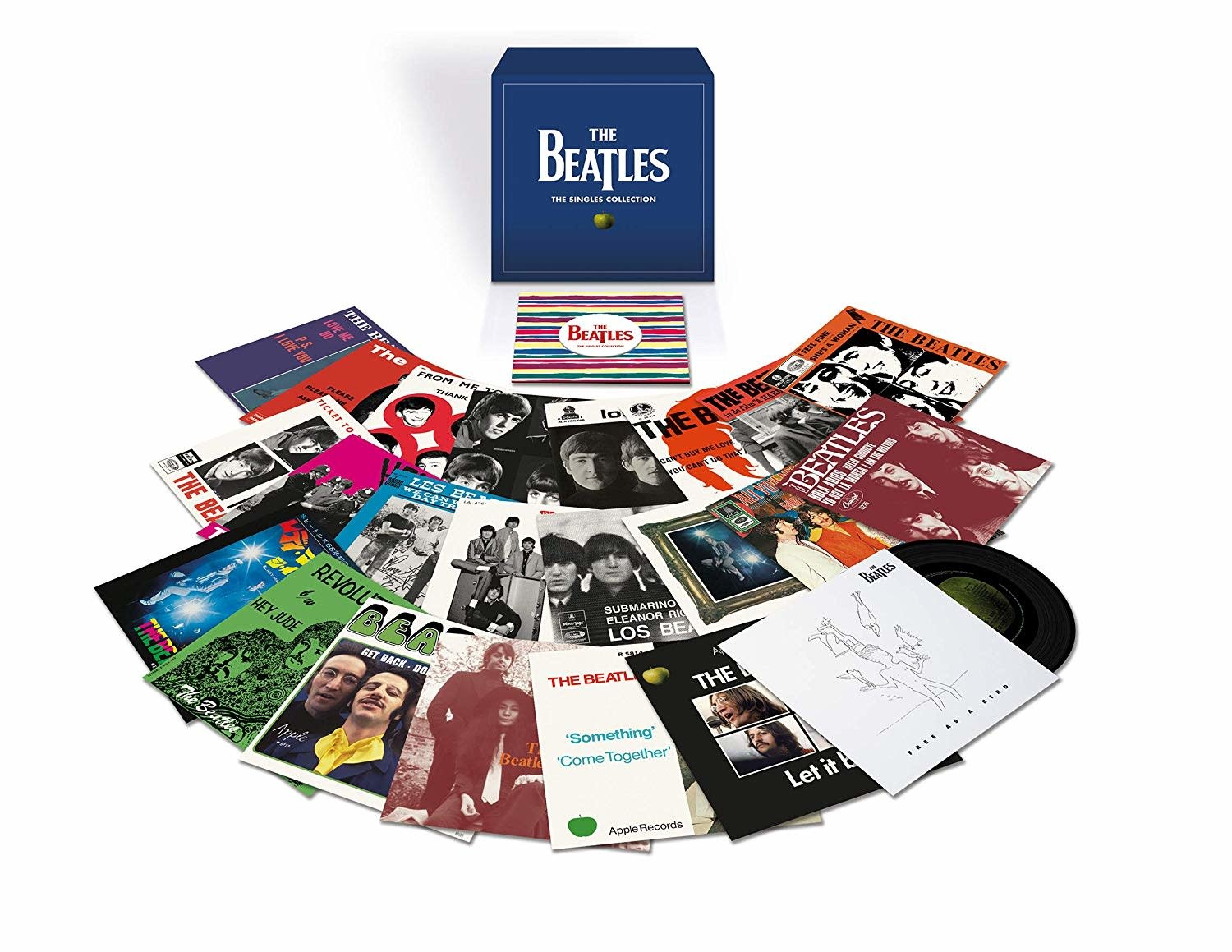 Beatles - The Singles Collection