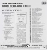 Burl Ives – Original Sound Track And Music From Rudolph The Red Nosed Reindeer