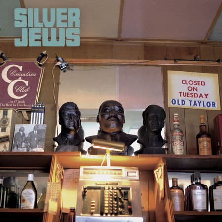 Silver Jews ‎– Tanglewood Numbers