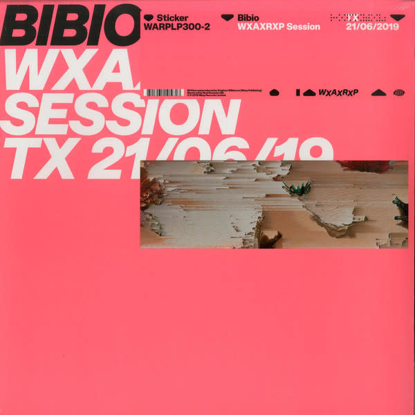 Bibio – WXAXRXP Session