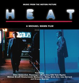 Various ‎– Heat (Music From The Motion Picture)