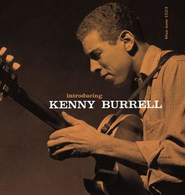 Kenny Burrell ‎– Introducing Kenny Burrell