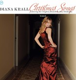 Diana Krall Featuring The Clayton/Hamilton Jazz Orchestra ‎– Christmas Songs