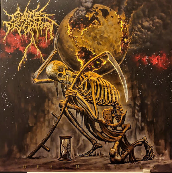 Cattle Decapitation – Death Atlas