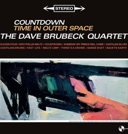 Dave Brubeck Quartet – Countdown Time In Outer Space