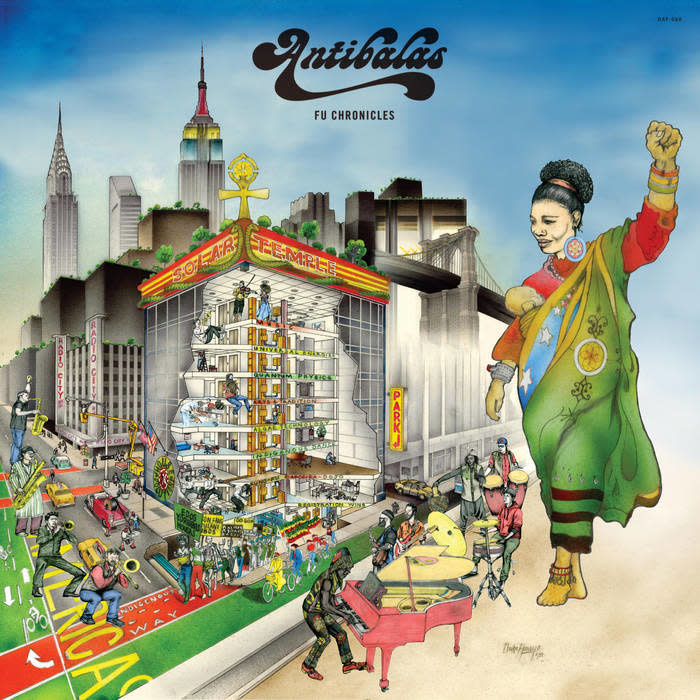 Antibalas ‎– Fu Chronicles